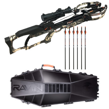 Ravin Crossbow R20 Sniper Package Predator with Hard Case