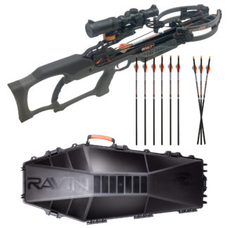 Ravin Crossbow R20 Sniper Package Gunmetal with Hard Case