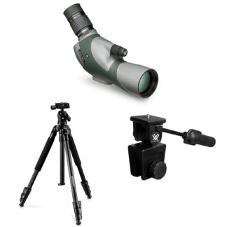 Vortex Optics Razor HD 11-33x50 Hunt Package