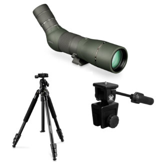Vortex Optics Razor HD 22-48x65 Hunt Package