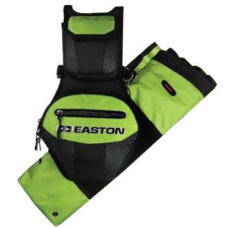 Easton Flipside Quiver Neon Green 4 Tube 026868