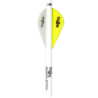 Bohning Blazer Yellow Quick Fletch True Fletch 101001NY