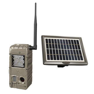 CuddeBack CuddeLink Power House IR Camera G-5062 with Solar Panel