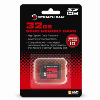 Stealth Cam SD 32GB Memory Card