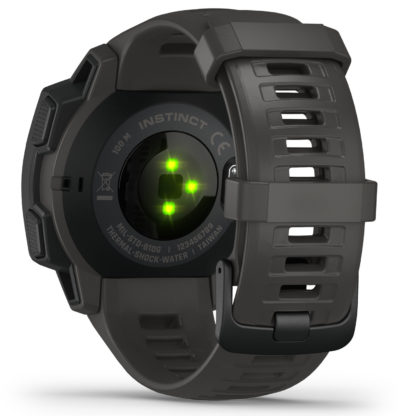 Garmin Instinct GPS Watch Graphite 010-02064-00