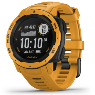 Garmin Instinct GPS Watch Sunburst 010-02064-03