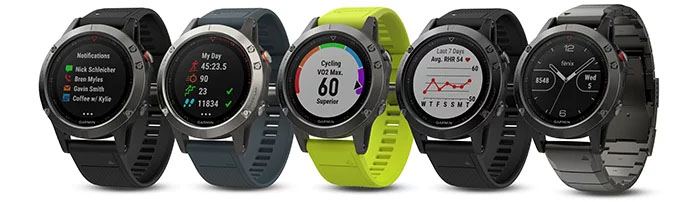 Garmin Fenix 5 GPS Fitness Watch