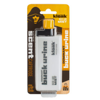 Hunters Kloak Dominant Busk Urine Scent Cartridge