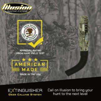 Illusion Deer Call Grunt Tube