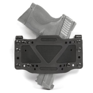 Limbsaver Cross-Tech Holster Clip-On-Black