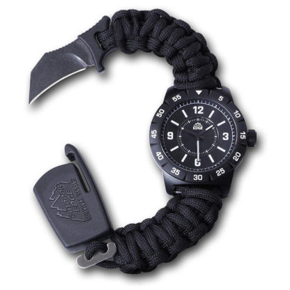 Outdoor Edge ParaClaw CQD Watch Black PW-90-S