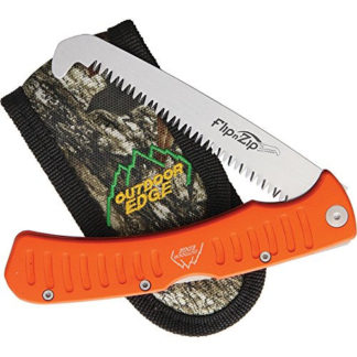 Outdoor Edge Flip N Zip Folding Saw Orange FW-45
