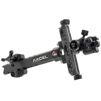 Axcel Archery Sights Achieve XP UHM Carbon Bar Compound 9 Right Hand Black