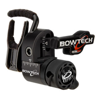 Bowtech Quality Archery Designs UltraRest HDX Arrow Rest Black Right Hand