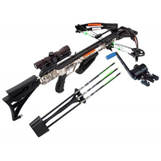 Carbon Express Piledriver 360 Crossbow Package