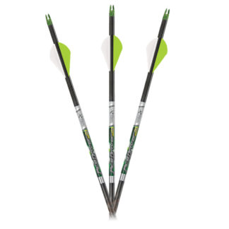 Carbon Express Piledriver DS Hunter Arrow Fletched 50864 50865