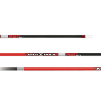 Carbon Express Maxima Red SD Arrows Bare Shafts 50868 50869