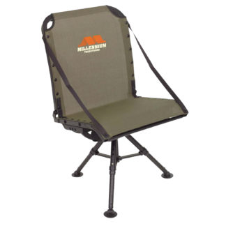 Millennium Treestands G100 Ground Blind Shooting Chair