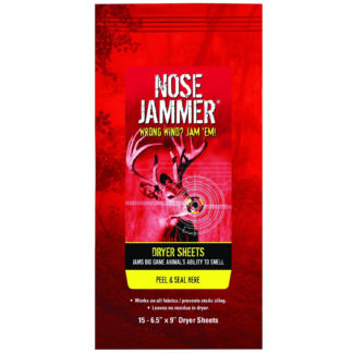 Nose Jammer Dryer Sheets