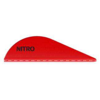Pine Ridge Archery Nitro Vane 2 Red
