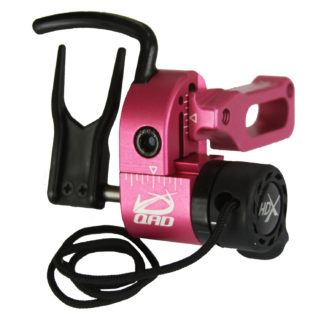 Quality Archery Designs UltraRest HDX Arrow Rest Pink Right Hand