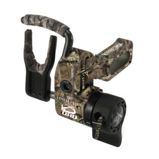 Quality Archery Designs UltraRest HDX Arrow Rest Mossy Oak Right Hand