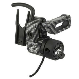 Quality Archery Design UltraRest HDX Tactical Right Hand Arrow Rest