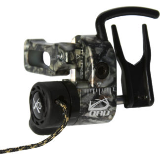 Quality Archery Designs UltraRest HDX Arrow Rest Lost XD Camo Left Hand