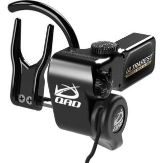 QAD UltraRest MXT Micro Adjust Arrow Rest Right Hand Black