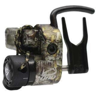 Quality Archery Designs UltraRest HDX Arrow Rest Realtree Edge Left