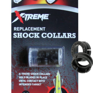 Rage Broadhead Xtreme Shock Collar Replacements R51100