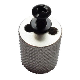 TRU Ball Release Knurled Thumb Pin Offset TKTP-O