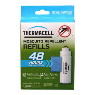 Thermacell Mosquito Repellent 48 Hours