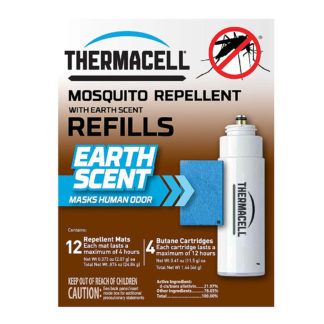 Thermacell Earth Scent Refills 48 Hours