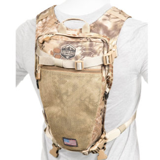 Alaska Guide Creations Stalker Hydration Pack Kryptek Highlander STK-KRY