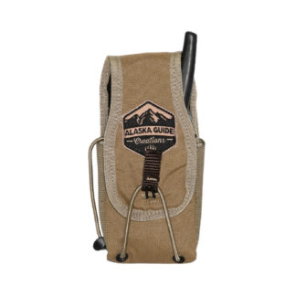 Alaska Guide Creations In-line Accessory Adapter Coyote Brown ILA-CB