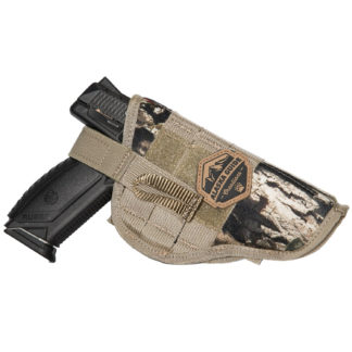Alaksa Guide Creations Pistol Holster Mossy Oak Break Up HLST-MOBU