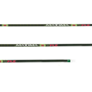 Carbon Express Maxima Red XRZ Bare Shaft Arrows
