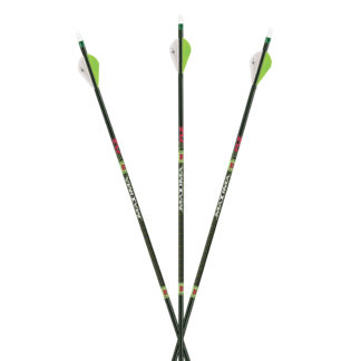 Carbon Express Maxima Red XRZ Fletched Arrows