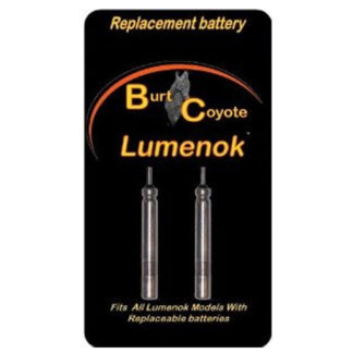 Burt Coyote Lumenok Replacement Batteries 2pk RB