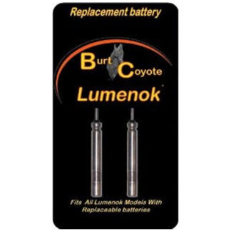 Burt Coyote Lumenok Bolt Nock Replacement Batteries 2pk RBS