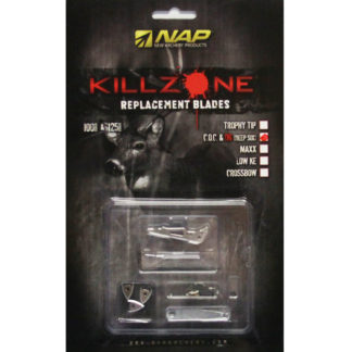 New Archery Products Killzone Broadhead Replacement Blades 60-559