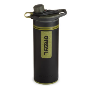 Grayl Geopress Water Purifier Camo Black
