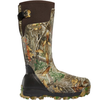 Lacrosse Alpaburly Pro Boot 1600g Realtree Edge 376032