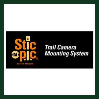 Stic-N-Pic Trail Camera Monting System