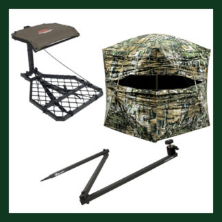 Treestands, Blinds & Accessories
