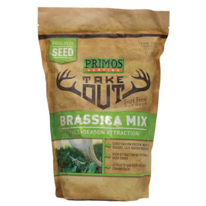 Primos Take Out Brassica Mix Food Plot Seed 58580