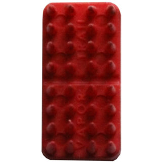 Vapor Trail Limb Pad Protector Red