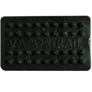 Vapor Trail Shelf Pad Black