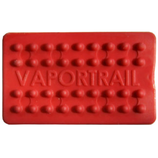 Vapor Trail Shelf Pad Red